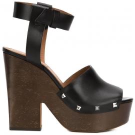 Sandali 'Sofia' Givenchy in Pelle di vitello nero