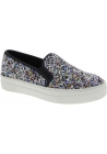 Steve Madden Scarpe fashion slip-on da donna con brillantini multicolore