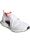 Adidas by Stella McCartney Scarpe sneakers donna in tessuto tecnico bianco