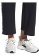 Adidas by Stella McCartney Scarpe sneakers donna in tessuto tecnico bianco