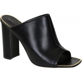 Sandali tacco alto Céline in pelle nero