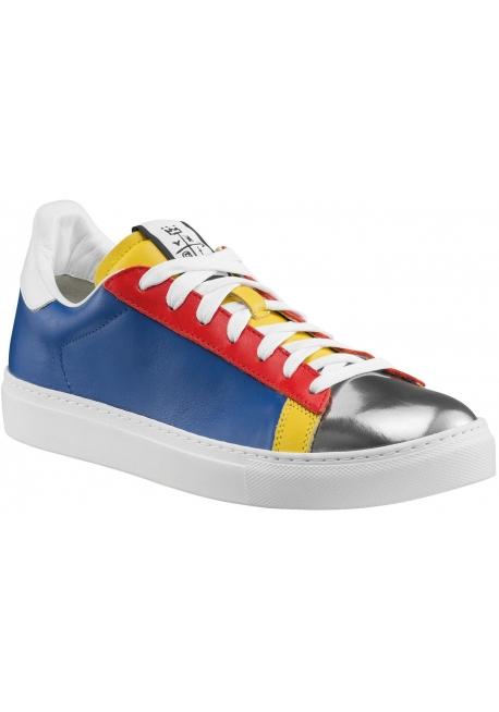 Sneakers Rossignol donna in pelle multicolore