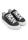 Sneakers Pierre Hardy da donna in pelle nero