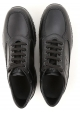 Hogan INTERACTIVE Sneakers alta da uomo in pelle nera
