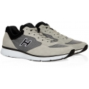 Sneakers Hogan Traditional 20.15 in camoscio beige