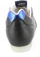 Sneakers Serafini uomo in pelle nero