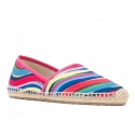 Espadrillas Valentino donna in tela multicolore