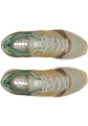 Sneakers Diadora uomo in pelle tessuto Miele