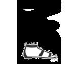 Sandali bassi Miu Miu